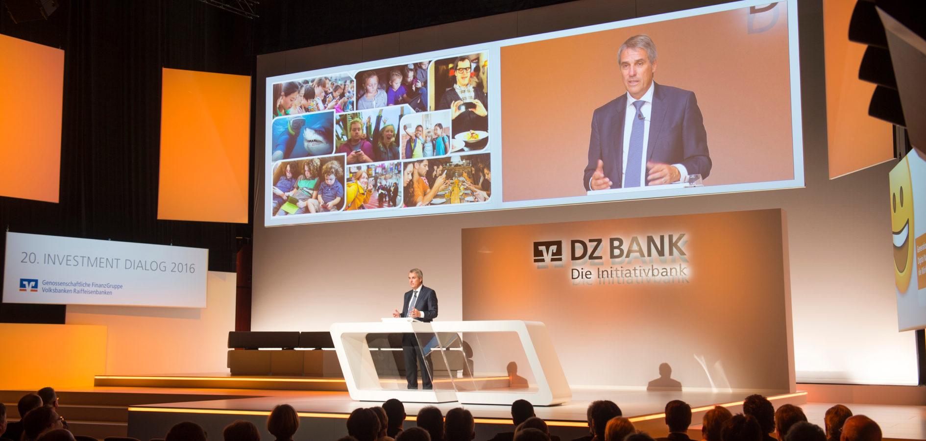DZ BANK Investment Dialog