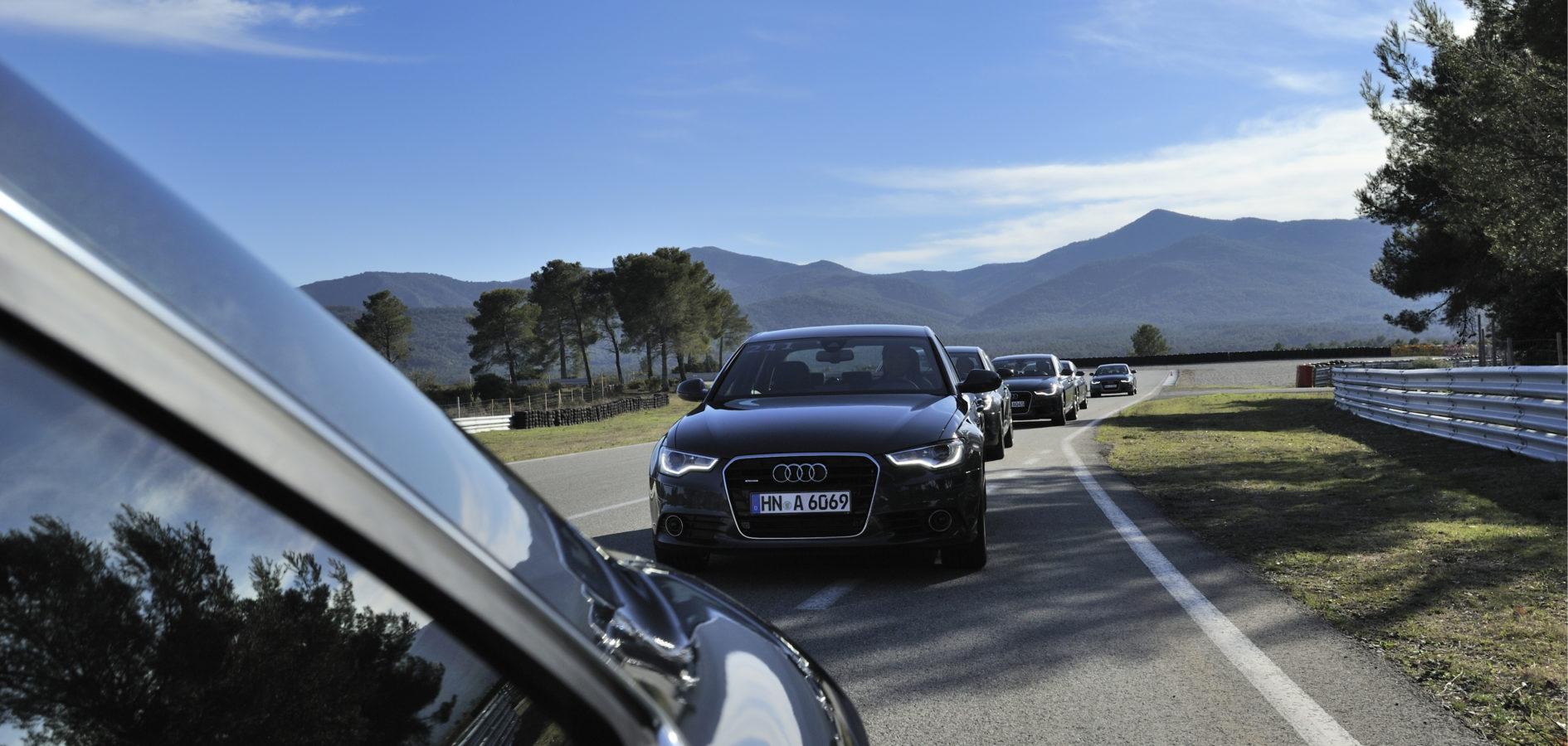 Audi Internationale Dealer Event Monaco Cote d'Azur