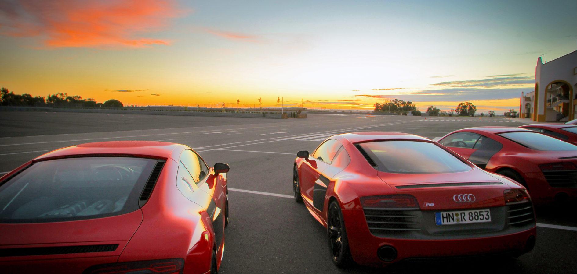 Sevilla Speed Days Audi