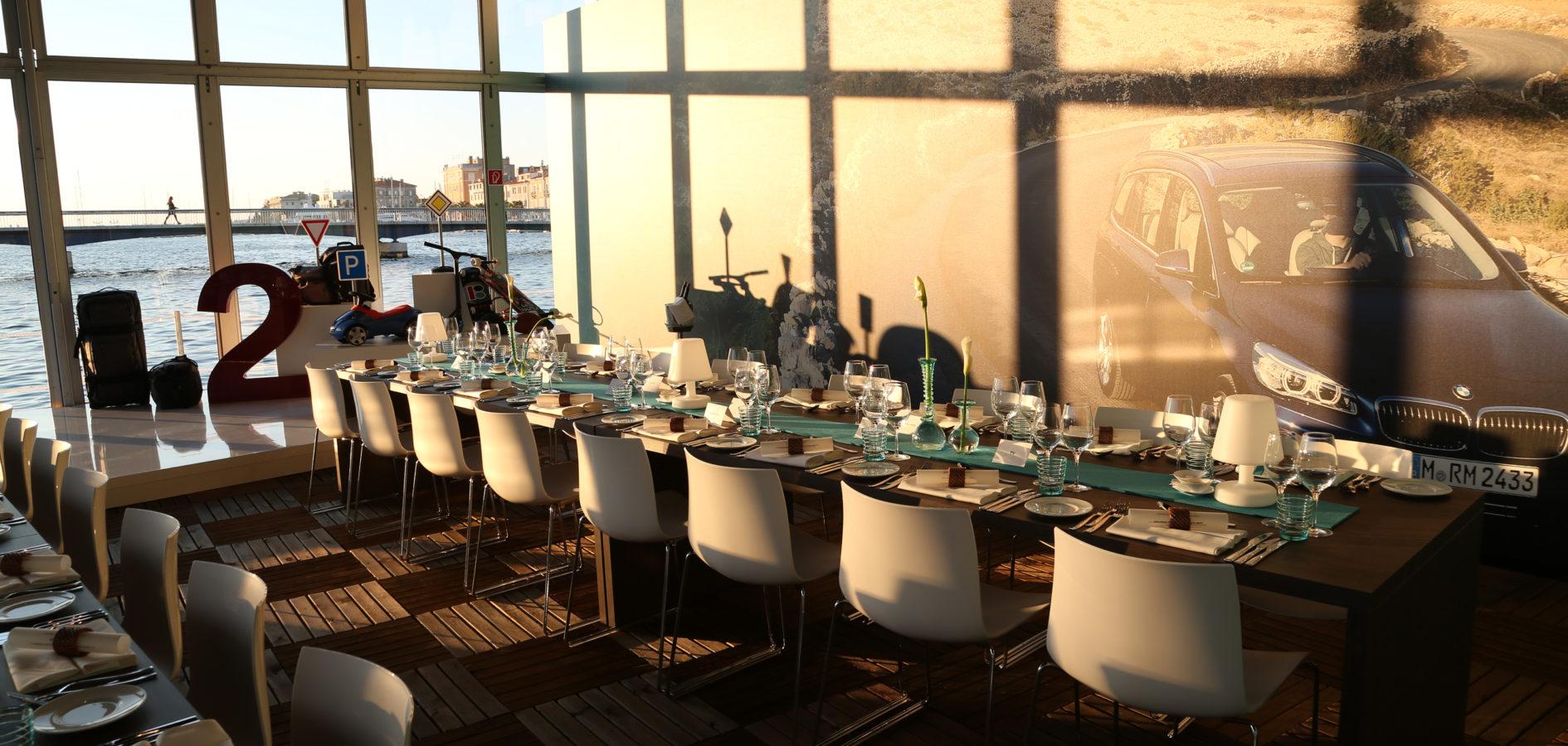 BMW Press Launch Event Zadar, Kroatien