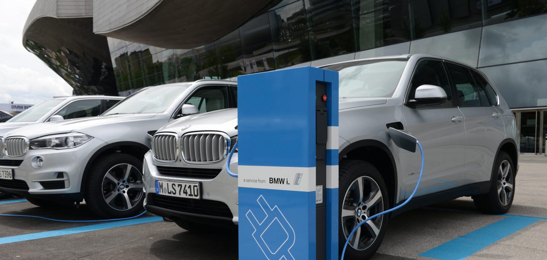BMW Press Launch Event München