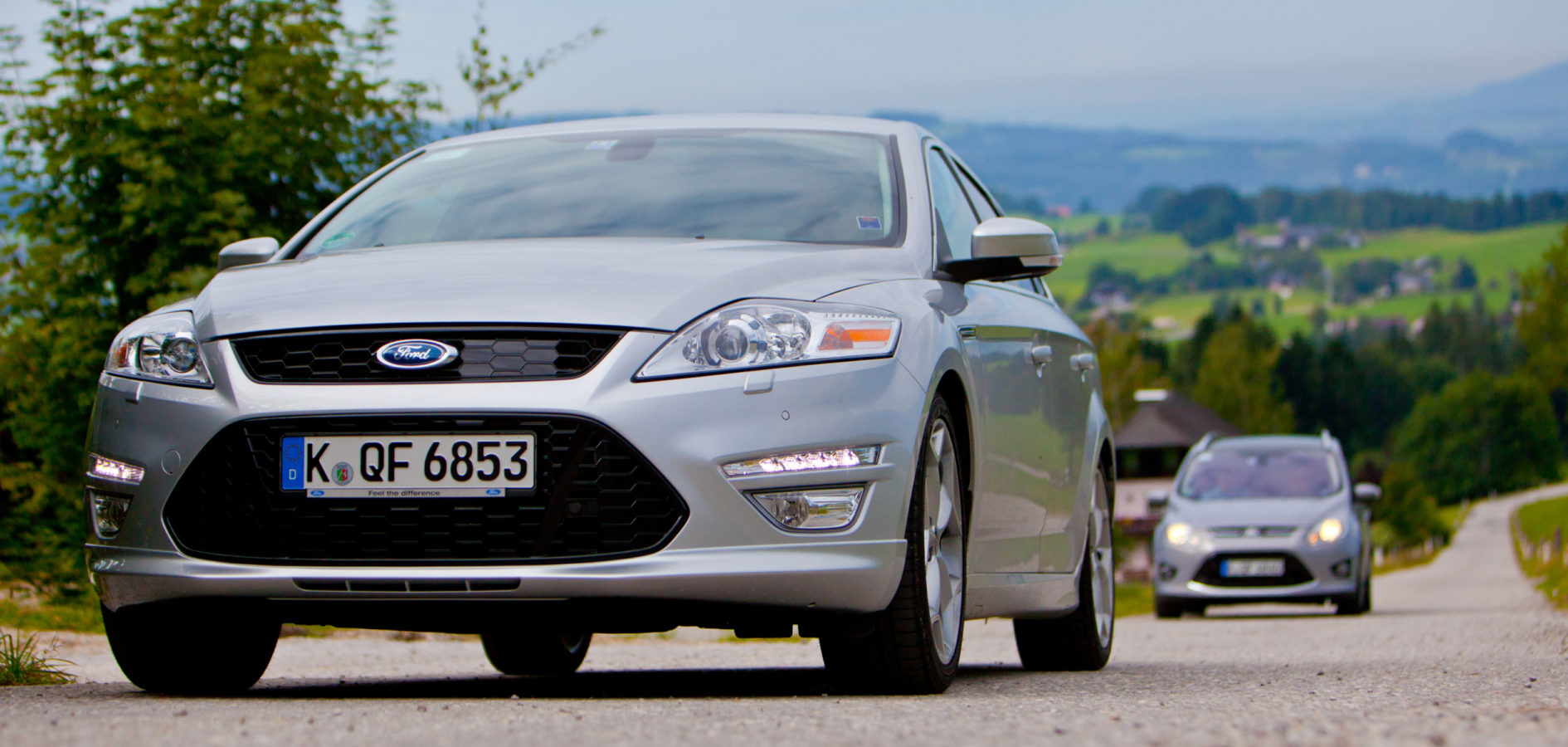 Ford Mondeo Fleet Event
