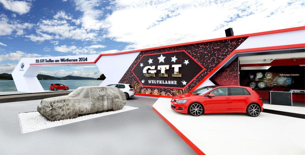 Volkswagen GTI Treffen 2014