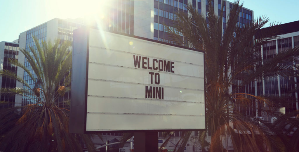 MINI Press Launch L.A.