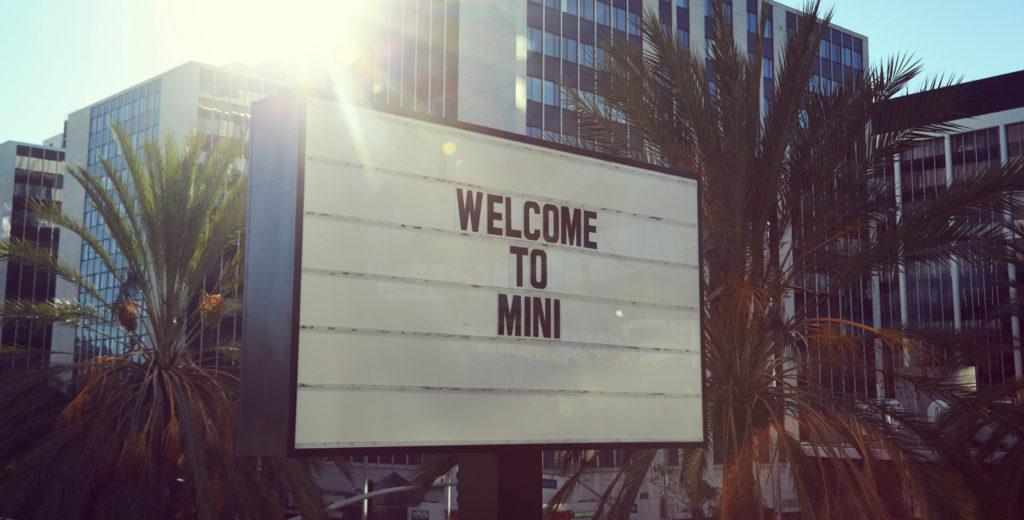 MINI Press Launch L.A.