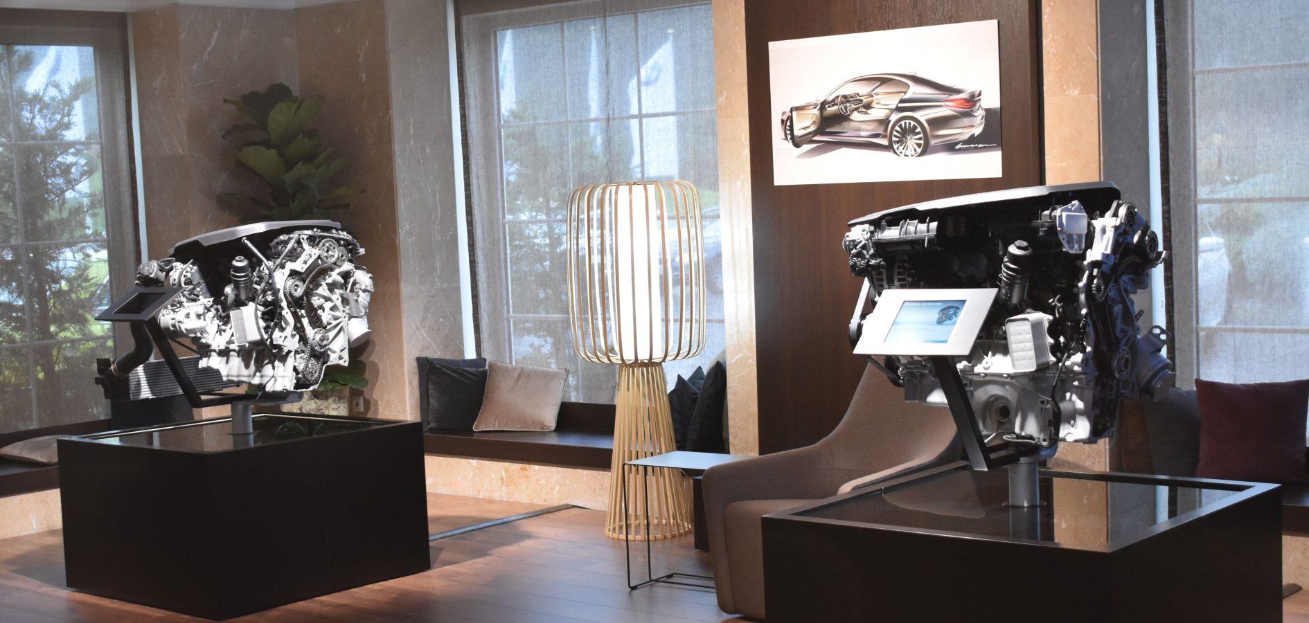 BMW 5er IPV Lissabon