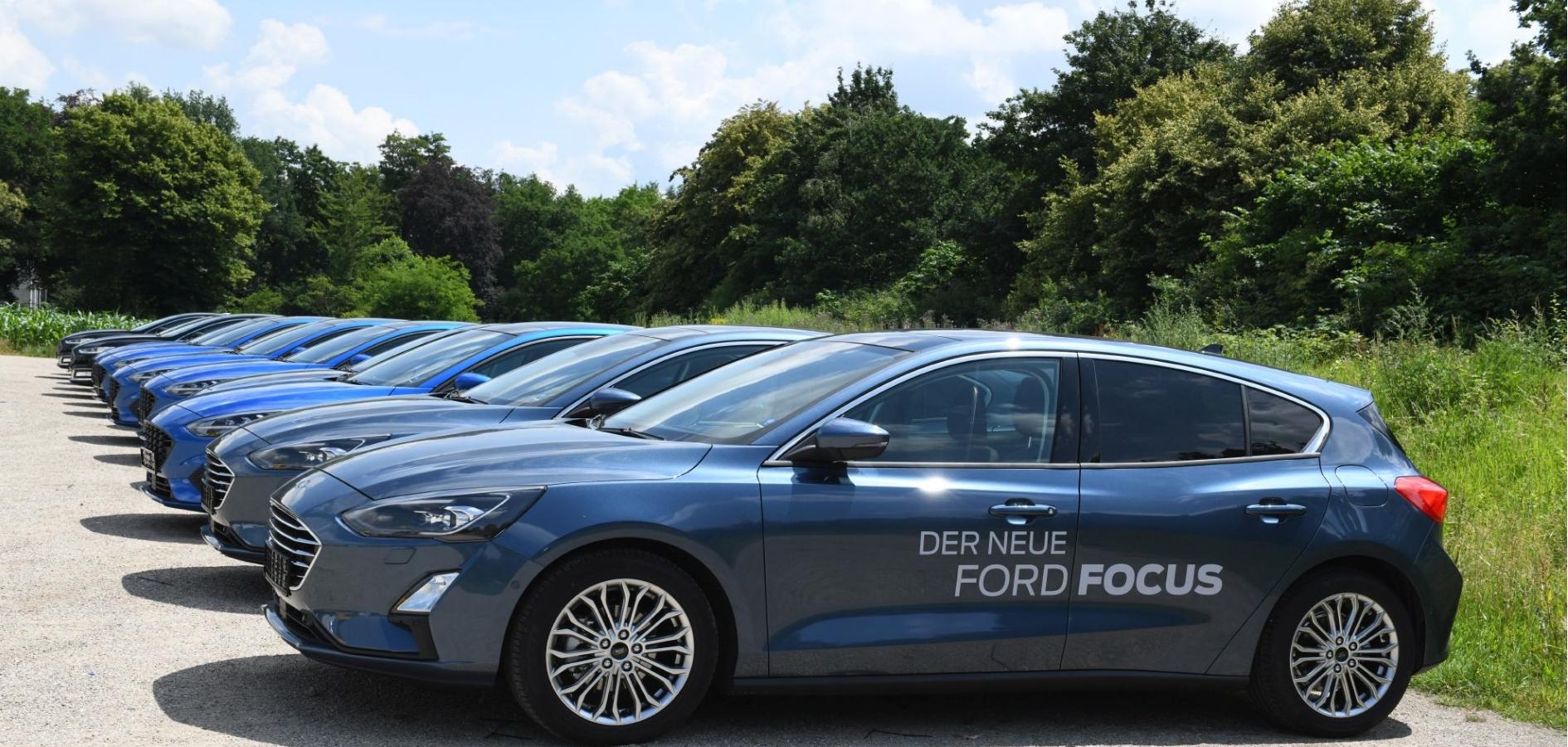 Ford erfahren 2018